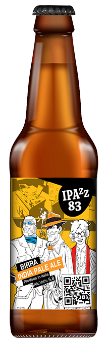 IPAZZ 83-Birra-India-Pale-Ale